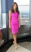 Elizabeth Hurley Lights The Empire State Building 10/1/10