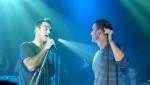 Robbie et Gary  au concert à Paris au Alhambra 10/10/2010 0a289b101962067
