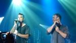 Robbie et Gary  au concert à Paris au Alhambra 10/10/2010 3f41d8101960794
