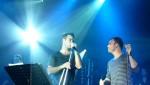 Robbie et Gary  au concert à Paris au Alhambra 10/10/2010 473dd1101962353