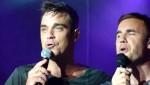 Robbie et Gary  au concert à Paris au Alhambra 10/10/2010 65ab93101963630