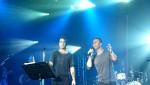 Robbie et Gary  au concert à Paris au Alhambra 10/10/2010 7a0ddc101962860