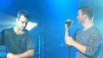 Robbie et Gary  au concert à Paris au Alhambra 10/10/2010 7cfa07101961739