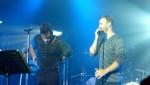 Robbie et Gary  au concert à Paris au Alhambra 10/10/2010 93c9b8101960432