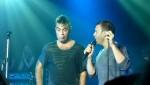 Robbie et Gary  au concert à Paris au Alhambra 10/10/2010 E226a8101961928
