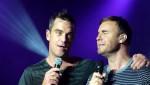 Robbie et Gary  au concert à Paris au Alhambra 10/10/2010 F7ea71101963662