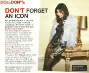 Daisy Lowe-Glamour October 2010