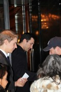 Wladimir Klitschko arrives Regent Hotel in Berlin signing Autographs 29.10.10 (8X)