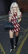 Nov 19, 2010 - Pixie Lott @ Leaving a Photo Studio in London Ebe539107949157