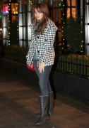 Debby Ryan � out and about in Vancouver, December 12, 2010