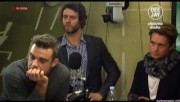 Take That à la radio DJ Italie 23/11-2010 274189110834002