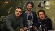 Take That à la radio DJ Italie 23/11-2010 710145110832356
