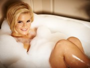Kerry Katona : 'Bathtime' Wallpapers x 5