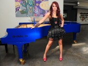 Dulce Maria - Miami Guitat Showroom x46 HQ