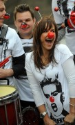 Carol Smillie!!, Red nose day pic.