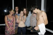 Willa Holland-Le Bain Opening at The Standard, New York - June 23rd 2010