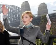 "Cate Blanchett @ Sydney Theatre Company's ""Greening The Wharf"" (June 25, 2010)"