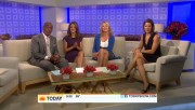 Natalie Morales, Amy Robach, Jenna Wolfe (Today Show) 8/13/10 HDTV