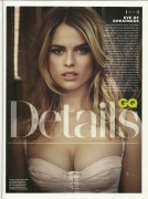 Alice Eve- GQ August 2010