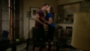 Eden Riegel bra scene on Young And The Restless 8/25