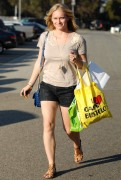 """Leven Rambin *Leggy In Shorts* """"Out & About"""" Strolling In Hollywood -August 27th 2010-"""
