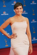 "Mariska Hargitay @ ""Emmys"" 62nd Annual Primetime Awards At Nokia Theatre In Los Angeles -August 29th 2010- (HQ X7)"
