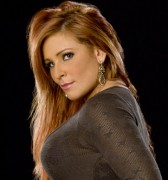 Natalya Neidhart: Great In Gray (x8 Pics)