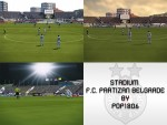 pes 2010 Stadium FK Partizan Belgrade by pop1806