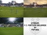 pes 2010 Stadium FK Partizan Belgrade by pop1806