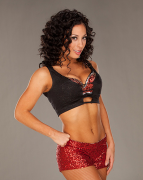 Maxine/Karlee Perez: NXT Rookie Diva Studio Shoot (x1 Pic)