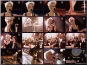 Roxette---sexy bare legs and feets--1989--German TV-Rip