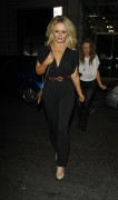 Emily Atack - Bungalow 8 Nightclub, London, 22-Sep-10